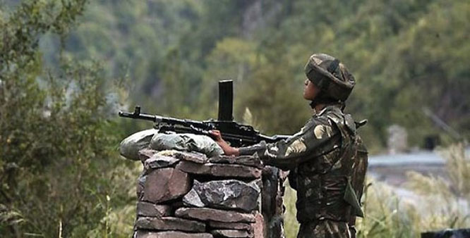 3 civilians injured in ceasefire violation