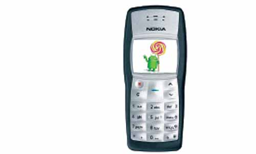 Nokia 1100 With Android 5.0 Lollipop, Quad- Core Processor Spotted
