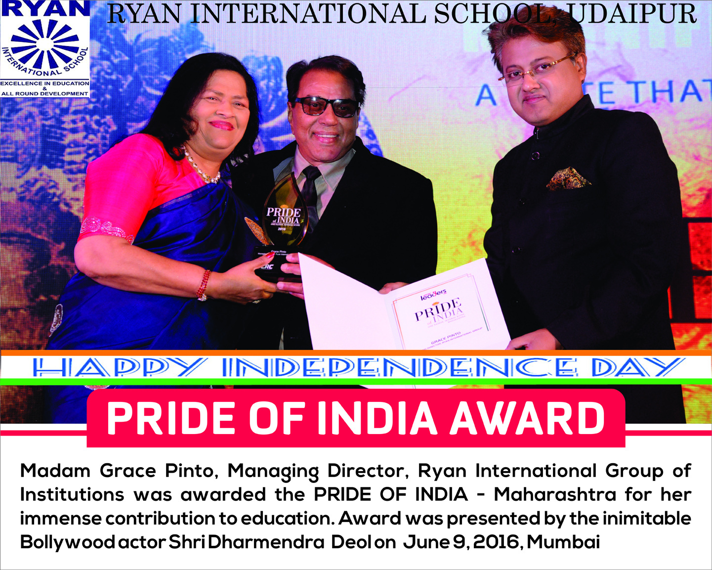 Advertisement_Pride of India Award