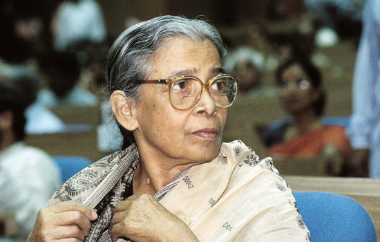 Now Even Mahashweta Devi Is Taboo!