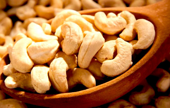 Cashew nut Benefits for health