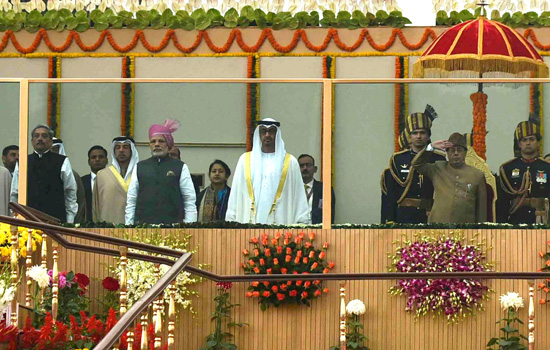 68th Republic Day Parade Enthrals Nation