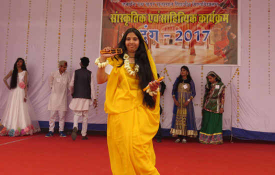 Mridang 2017 At Shramjivi College