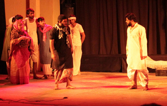 Lashkar Chowk- A Meaningful Play