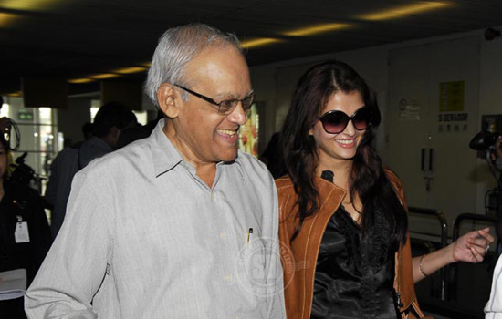 Aishwarya Rai Bachchan's Father Passes Away