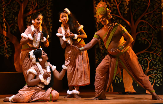 Classical Drama Festival (20-23 March, 2017) - A Rare Treat