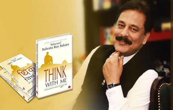 'Think With Me' Hit The Number One Spot In The Bestseller Chart Of Nielsen