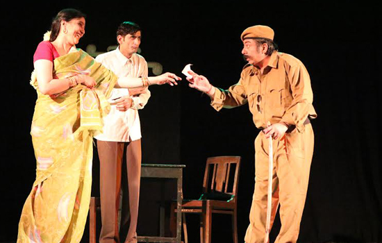 Three Days Drama Fest concludes with new hopes…