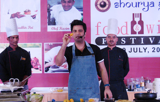 Delicious Food is a God Gift for Indians - Kunal Kapoor