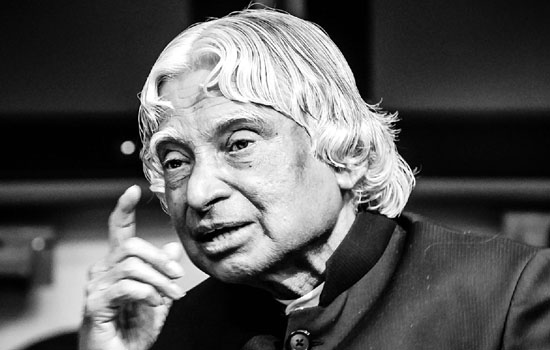 A Life like no other : Remembering Dr. Kalam
