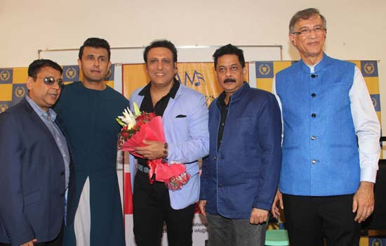 Music Director Anand Milind Organized Party
