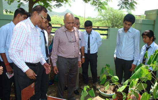 """Biodiversity Protection Today's Need"": Professor Sharma"