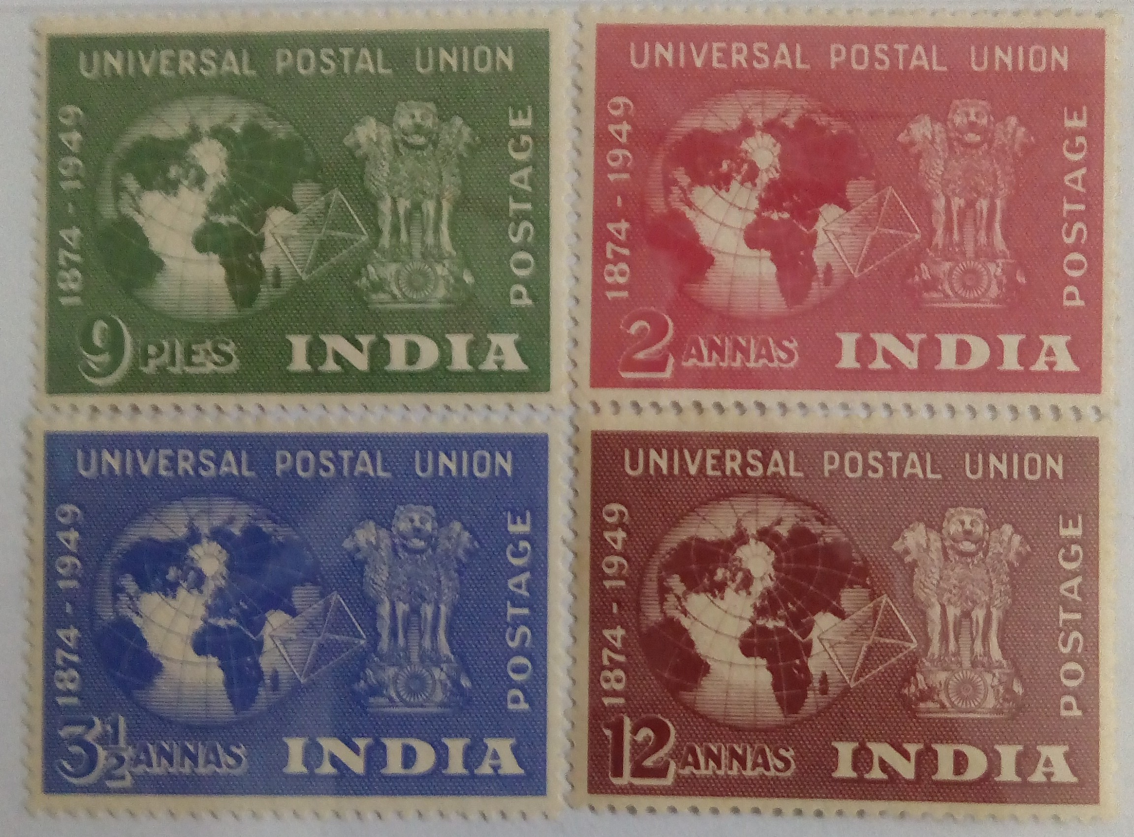 JOURNEY OF INDIA'S PHILATELY