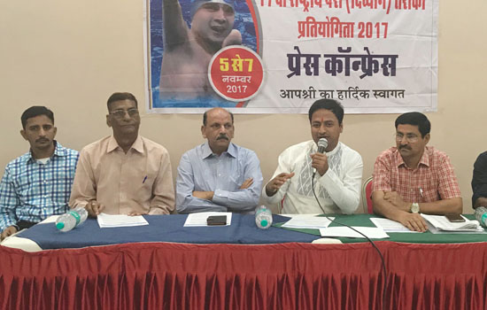 7th National Para Swimming Competition from November 5th