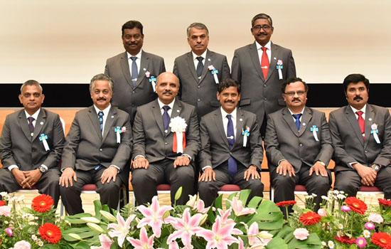 Ashok Leyland, Hosur Unit II conferred the 2017 Deming Prize