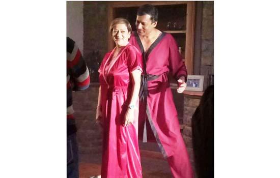 'Chacha Chaudhary's' Rajesh Singh (Sabu) debuts as Hero