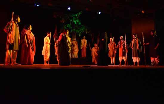 5th National Theatre Festival Alfaaz - A Milestone for Udaipur Theatre