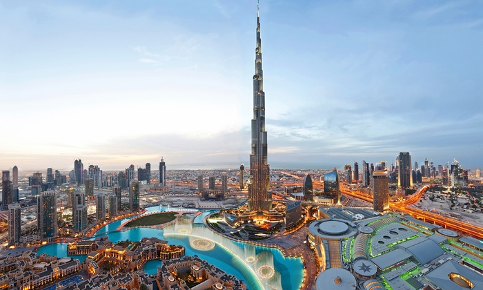 BURJ KHALIFA stands tall with ZINC protection