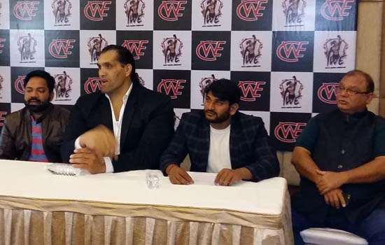 WWE superstars to fight in Udaipur on Feb-24