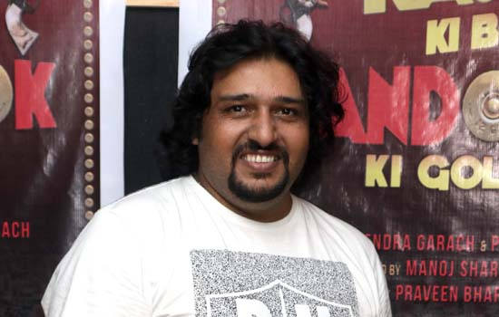 Shabab Sabri recorded the romantic song