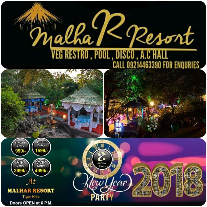 advertisement_Malhar Resort