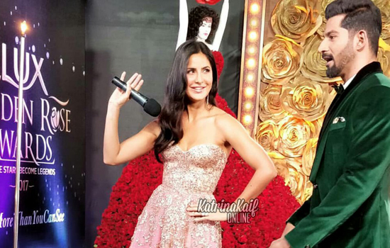 THE LUX GOLDEN ROSE AWARDS EMERGES AS A GRAND CELEBRATION OF THE DIVAS OF BOLLYWOOD