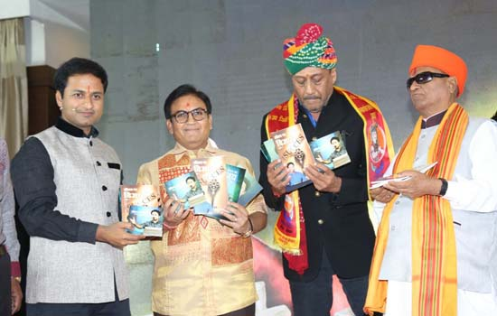 Jackie Shroff and Dilip Joshi complimented NSS services