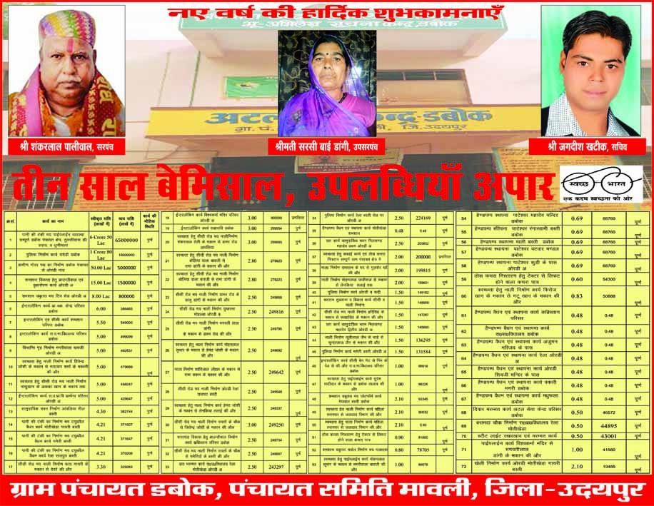 advertisement_Dabok Panchayat