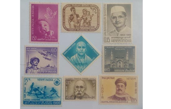 JOURNEY OF INDIA'S PHILATELY WITH Vinay Bhanawat