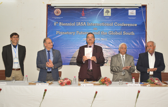9th Biennial IASA Conference  Planetary Futures and the Global South 16-18 January 2018 A Report