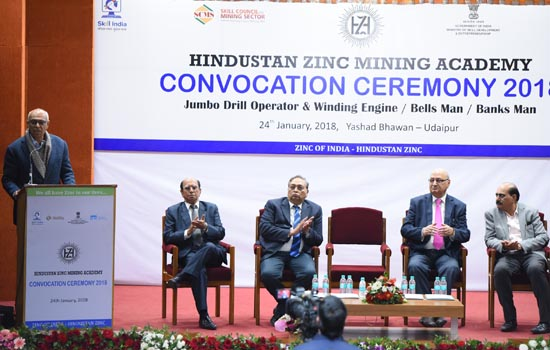 Convocation Of  HZMA  held