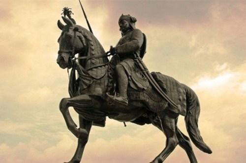 Insistance for Maharana Pratap's monument at dabok