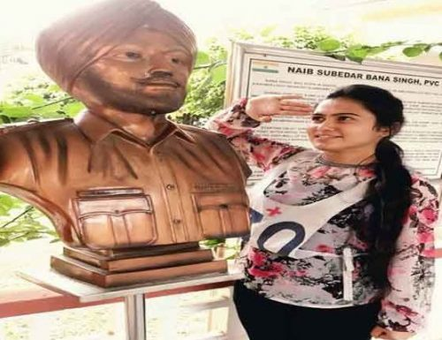 Pacific student tops Indian Army's all India Women Officers Technical Entry Exam