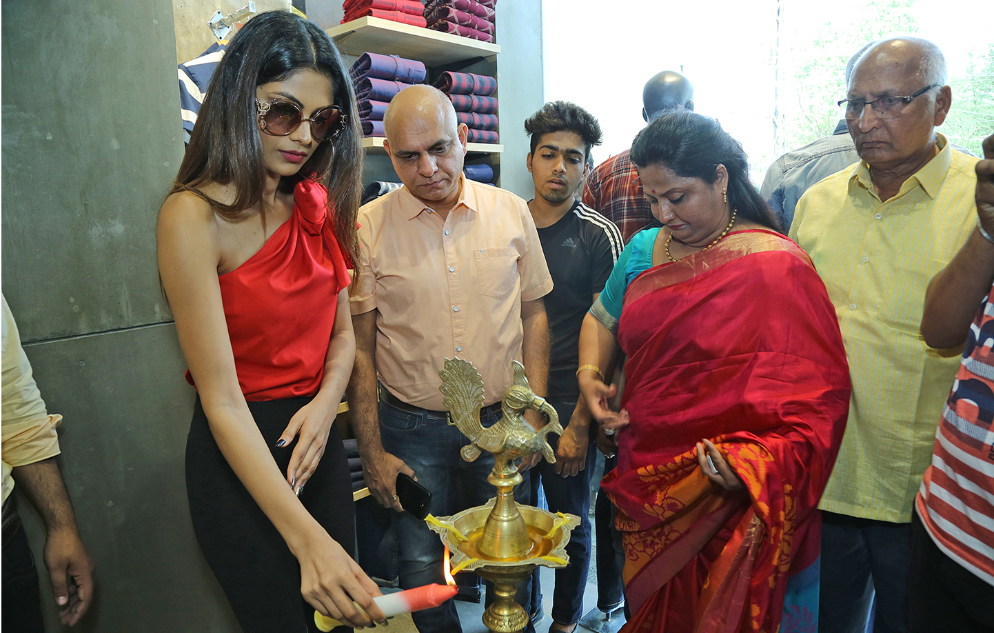Wrogn outlet inaugurated  by Lopa Mudra