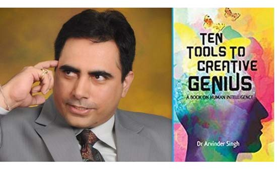 Dr. Arvinder Singh's book now available on Kindle