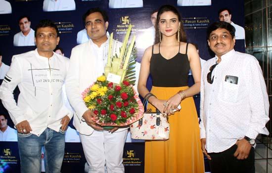 Pandit Pawan Kaushik birthday at J W Marriot
