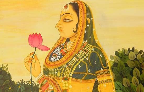 Glory Of Mewar Paintings