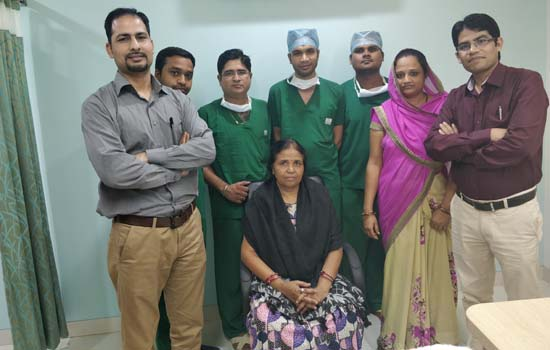 """South Rajasthan's First Successful Urethroplasty in Female"""