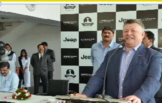 FCA India Opens New Jeep® Sales and Service Outlet in Udaipur