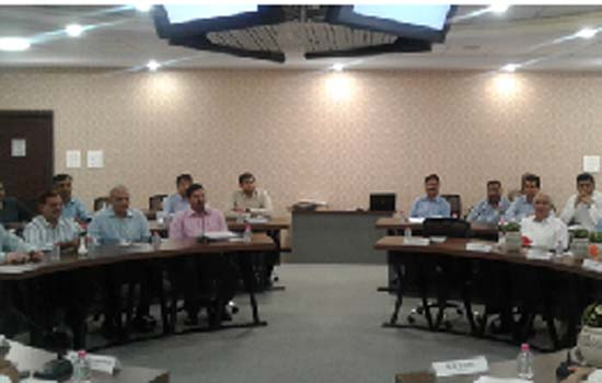 Workshop on Family Business conducted