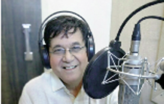 Distinguished dubbing by artiste Surendra Bhatia