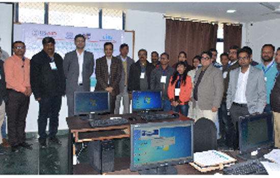 Work shop on  Innovative Tools in Water Supply and Sewerage System Management  Held