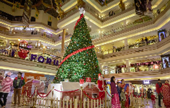 Christmas Wonderland is a bounty of attractions