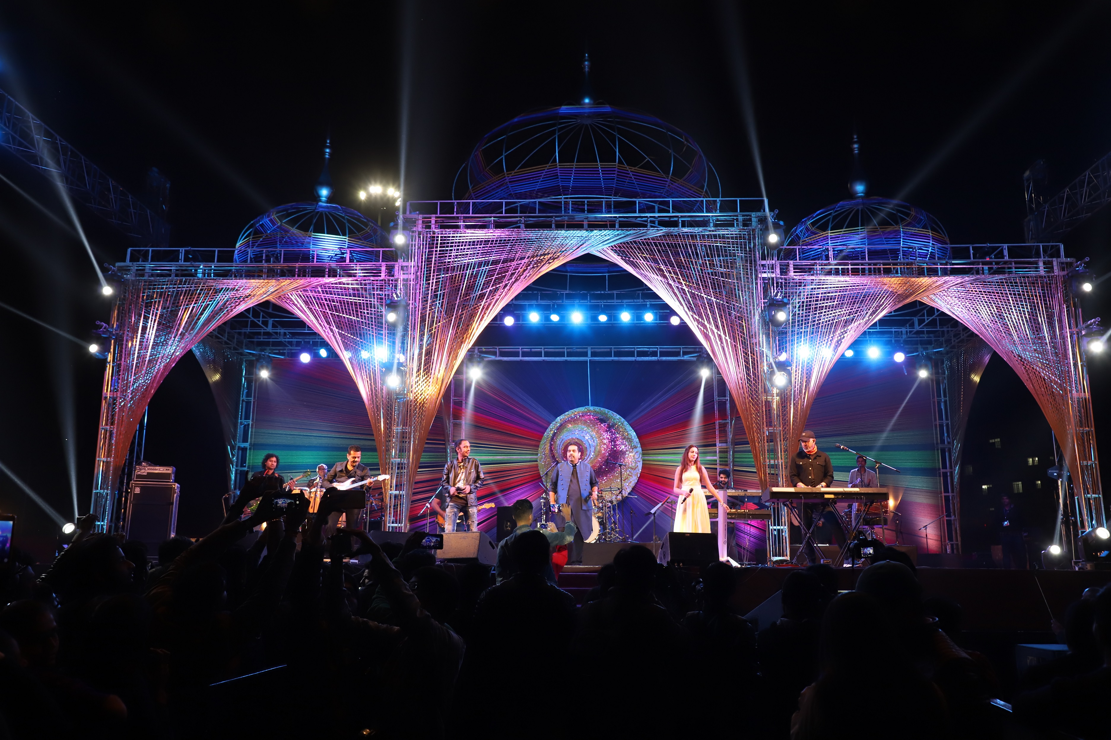 Three-day world musical extravaganza set to begin from February 15
