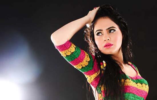 Actress Malobika MJ debuts as singer