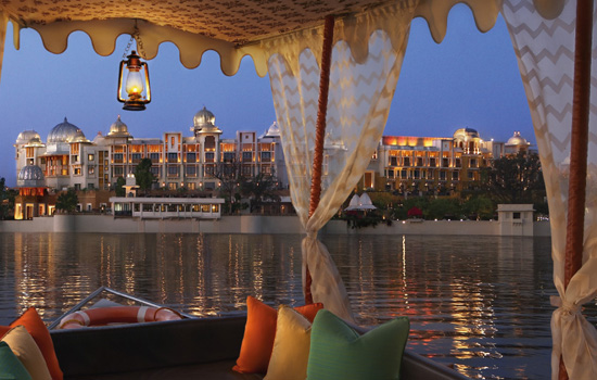 3 Udaipur Hotels feature in Top-15 Luxury Hotels