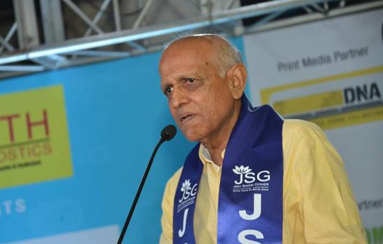 Udaipur Significant Personalities: C.A Dr. Om Prakash Chaplot