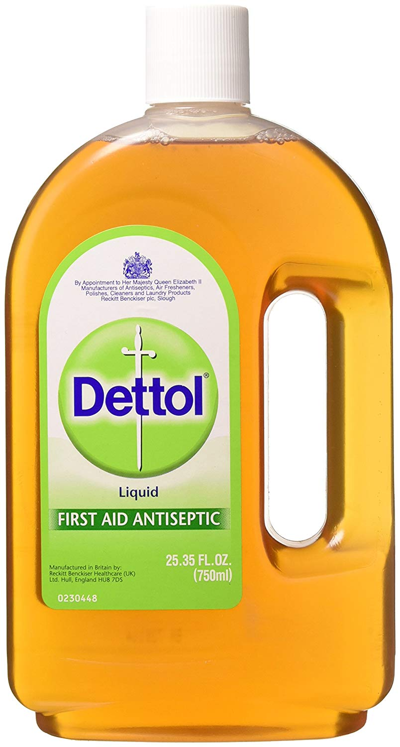 Stay Protected from Swine Flu With Dettol