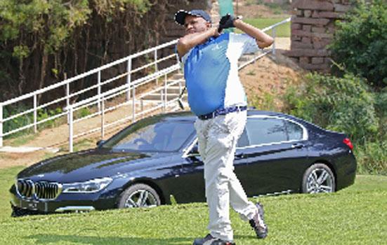 BMW Golf Cup International 2019 Held in Hyderabad