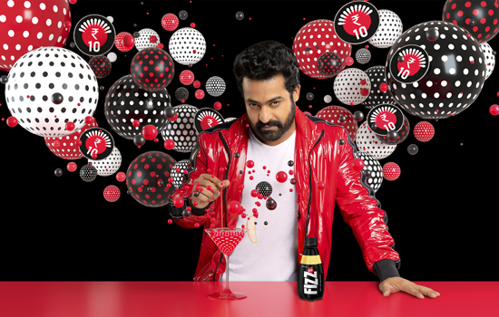 Parle Agro announced Tollywood actor Jr.NTR as a brand ambassador
